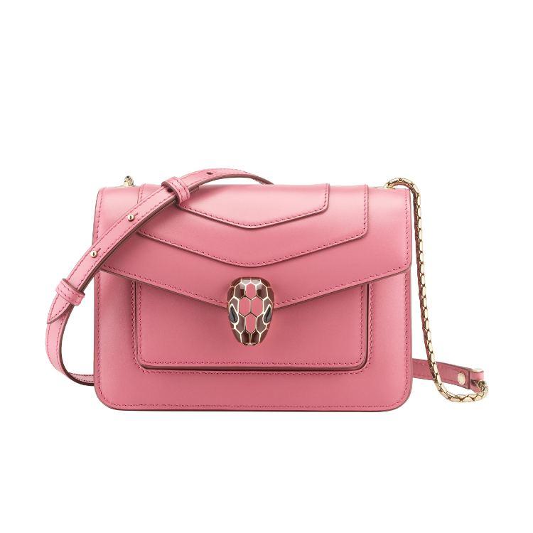 2021「粉色包包」推薦Top25!LV、BV、Celine ... 石英粉、珊瑚粉到櫻花粉紅全都包,Gucci「Diana」準備再掀竹節包風潮-7