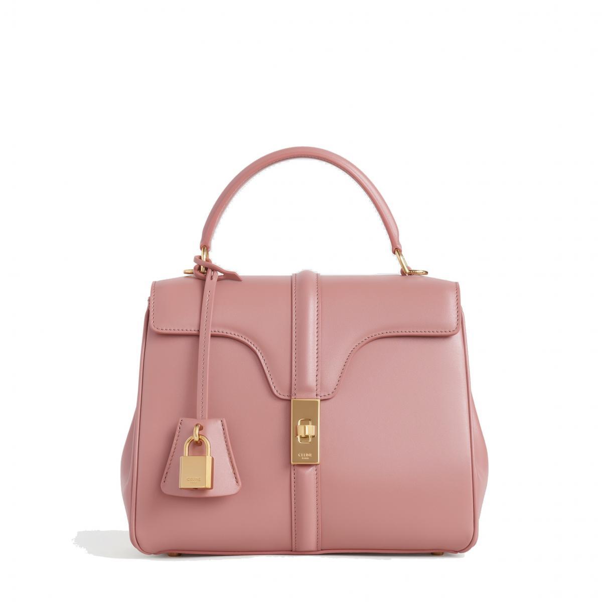 2021「粉色包包」推薦Top25!LV、BV、Celine ... 石英粉、珊瑚粉到櫻花粉紅全都包,Gucci「Diana」準備再掀竹節包風潮-1