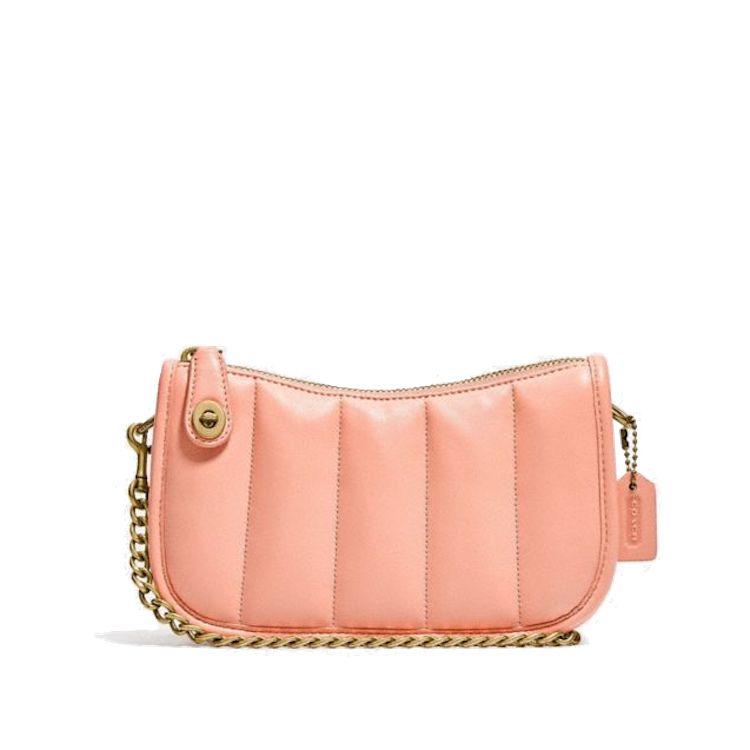 2021「粉色包包」推薦Top25!LV、BV、Celine ... 石英粉、珊瑚粉到櫻花粉紅全都包,Gucci「Diana」準備再掀竹節包風潮-21