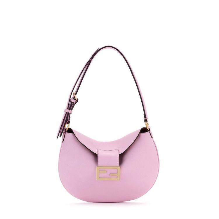 2021「粉色包包」推薦Top25!LV、BV、Celine ... 石英粉、珊瑚粉到櫻花粉紅全都包,Gucci「Diana」準備再掀竹節包風潮-5