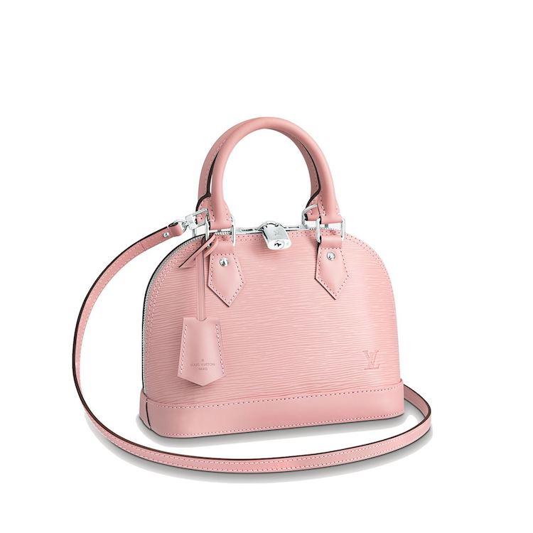 2021「粉色包包」推薦Top25!LV、BV、Celine ... 石英粉、珊瑚粉到櫻花粉紅全都包,Gucci「Diana」準備再掀竹節包風潮-0