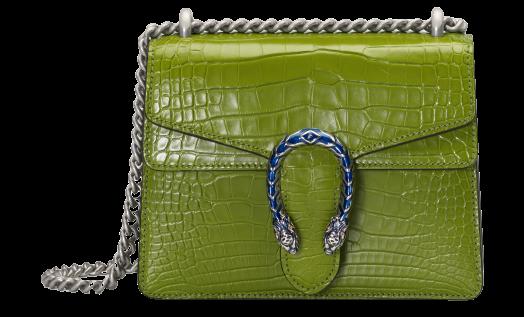 2021夏季包包「抹茶色」推薦Top10!Gucci 、Celine、Prada...Chloe「C Bag」櫃上詢問度熱潮不減-4