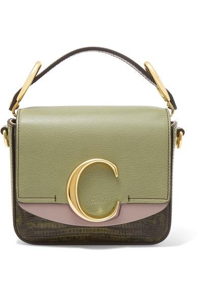 2021夏季包包「抹茶色」推薦Top10!Gucci 、Celine、Prada...Chloe「C Bag」櫃上詢問度熱潮不減-7