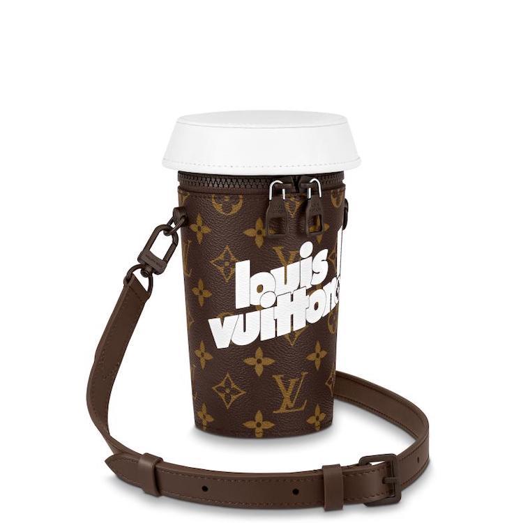2022春夏LV老花包推薦這10款!咖啡杯包拿來裝咖啡太可惜 ,紅蘿蔔、飛機包男女鐵定搶破頭-1