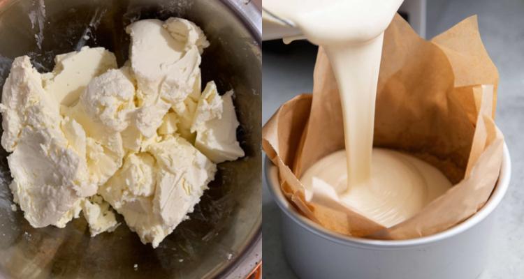 懶人料理推薦「巴斯克乳酪蛋糕」!氣炸零失敗3步驟輕鬆搞定,在家也能享用皇室下午茶-1