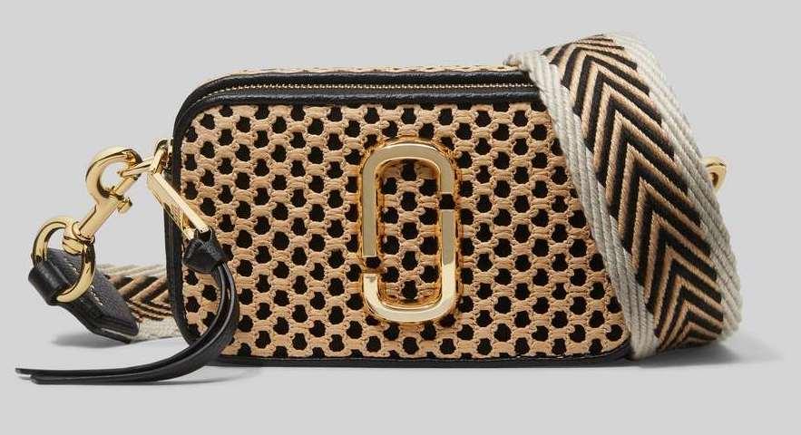 Marc Jacobs相機包2021秋季新色登場,皮革托特包、肩揹包....10款輕奢包全部3萬有找!-3