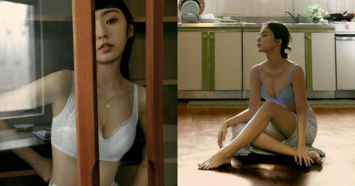 2021曼黛瑪璉顛覆內衣形象!謝琦琦、簡婕、葉羿君,新世代女孩用日常視角展現「內在美」-3