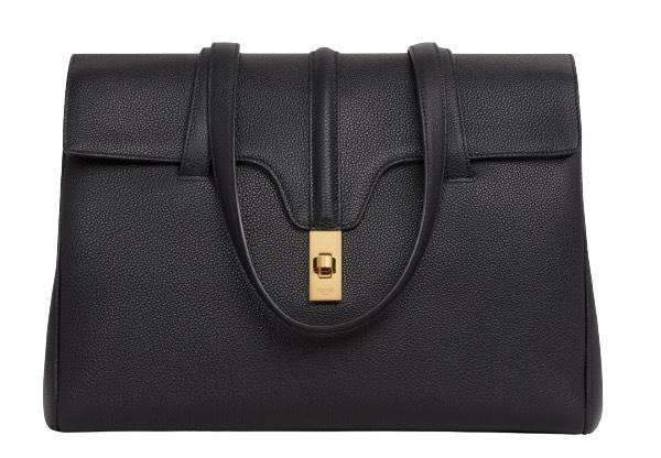 微解封終於不用WFH!盤點11款黑色公事包,Celine、Dior、LV…小資OL最愛-7