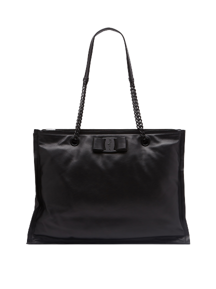 微解封終於不用WFH!盤點11款黑色公事包,Celine、Dior、LV…小資OL最愛-10