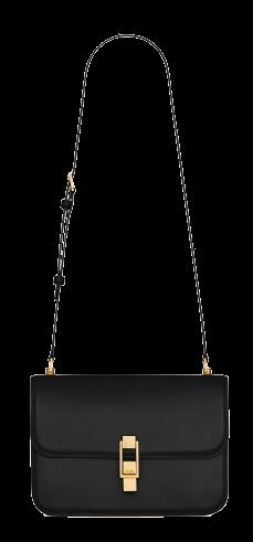 微解封終於不用WFH!盤點11款黑色公事包,Celine、Dior、LV…小資OL最愛-9