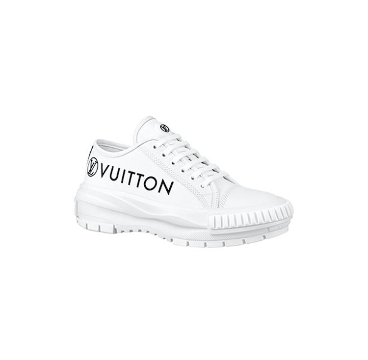 精品小白鞋推薦Top10!Dior、Celine、Prada...「LV」這雙厚底增高真的太吸睛-1