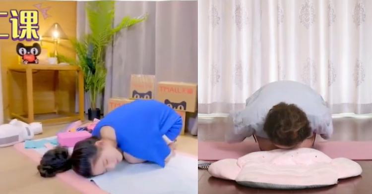 《長歌行》趙露思親授「經期運動」!每天不用兩分鐘,簡單三招一個月3公斤不是問題-1