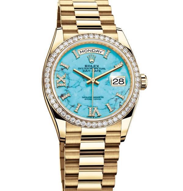 """2021腕錶推薦""""藍色系""""Top 13!香奈兒、愛馬仕、卡地亞到寶格麗…讓你不再Monday Blue-2"""