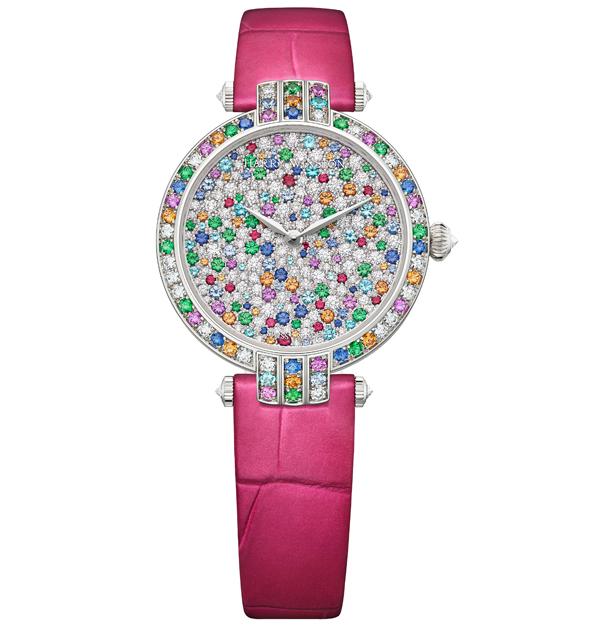 「彩虹錶」推薦Top 11!從香奈兒、勞力士、寶格麗…絢麗色彩如同多元愛情,一起為希望喝采-7