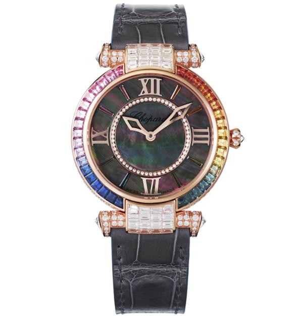 「彩虹錶」推薦Top 11!從香奈兒、勞力士、寶格麗…絢麗色彩如同多元愛情,一起為希望喝采-10