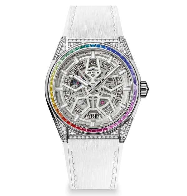 「彩虹錶」推薦Top 11!從香奈兒、勞力士、寶格麗…絢麗色彩如同多元愛情,一起為希望喝采-11