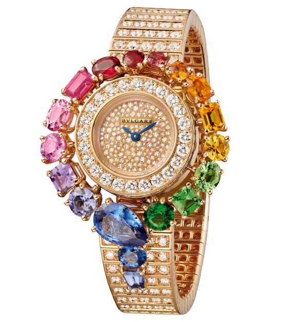 「彩虹錶」推薦Top 11!從香奈兒、勞力士、寶格麗…絢麗色彩如同多元愛情,一起為希望喝采-2