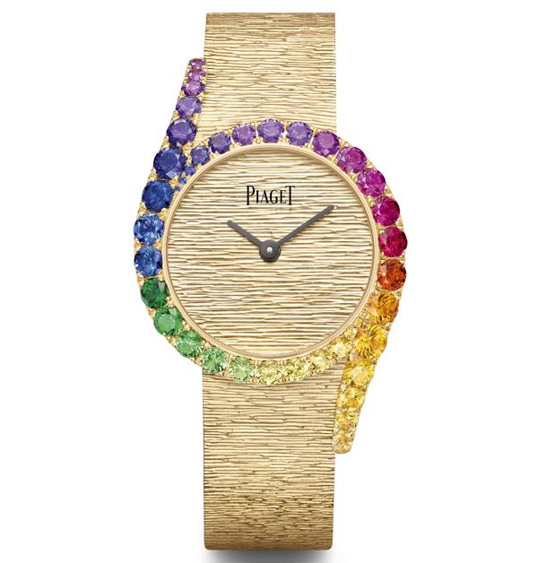 「彩虹錶」推薦Top 11!從香奈兒、勞力士、寶格麗…絢麗色彩如同多元愛情,一起為希望喝采-4