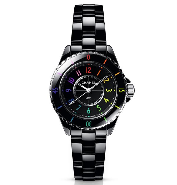 「彩虹錶」推薦Top 11!從香奈兒、勞力士、寶格麗…絢麗色彩如同多元愛情,一起為希望喝采-5
