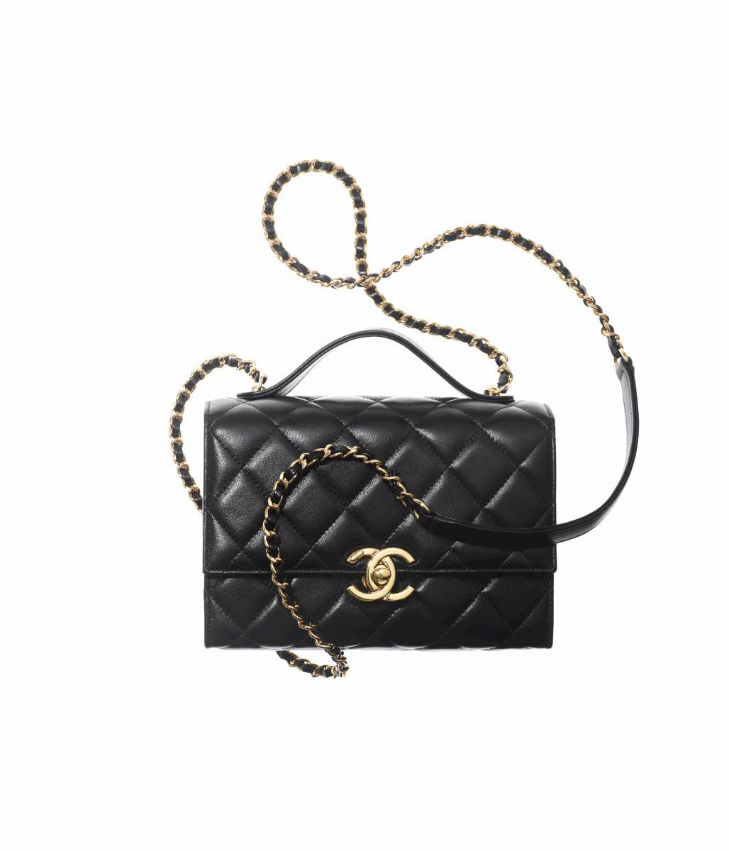 Chanel秋冬購物清單!絨毛小圓包、獨角獸粉11.12全都美翻天!這款「粉餅包」連專櫃小姐都搶著要!-10