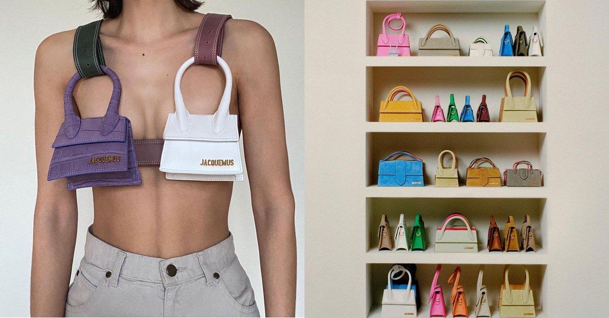 為何迷你包幾乎裝不下東西還大受歡迎?小廢包風潮4大解析,其實是代表富人的象徵!-0