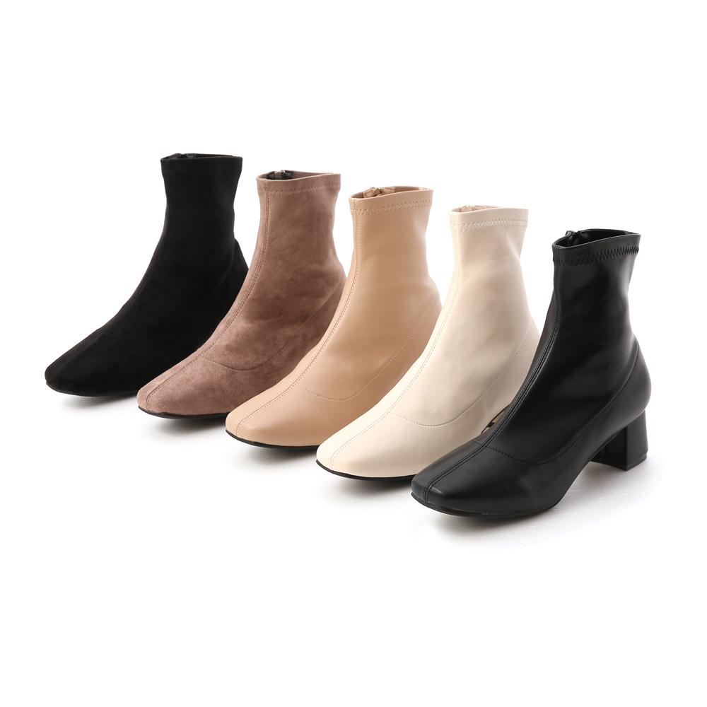 2021秋冬D+AF靴子早鳥預購中!鋸齒靴、麂皮靴、方頭靴、過膝靴....最低現折600元!-0