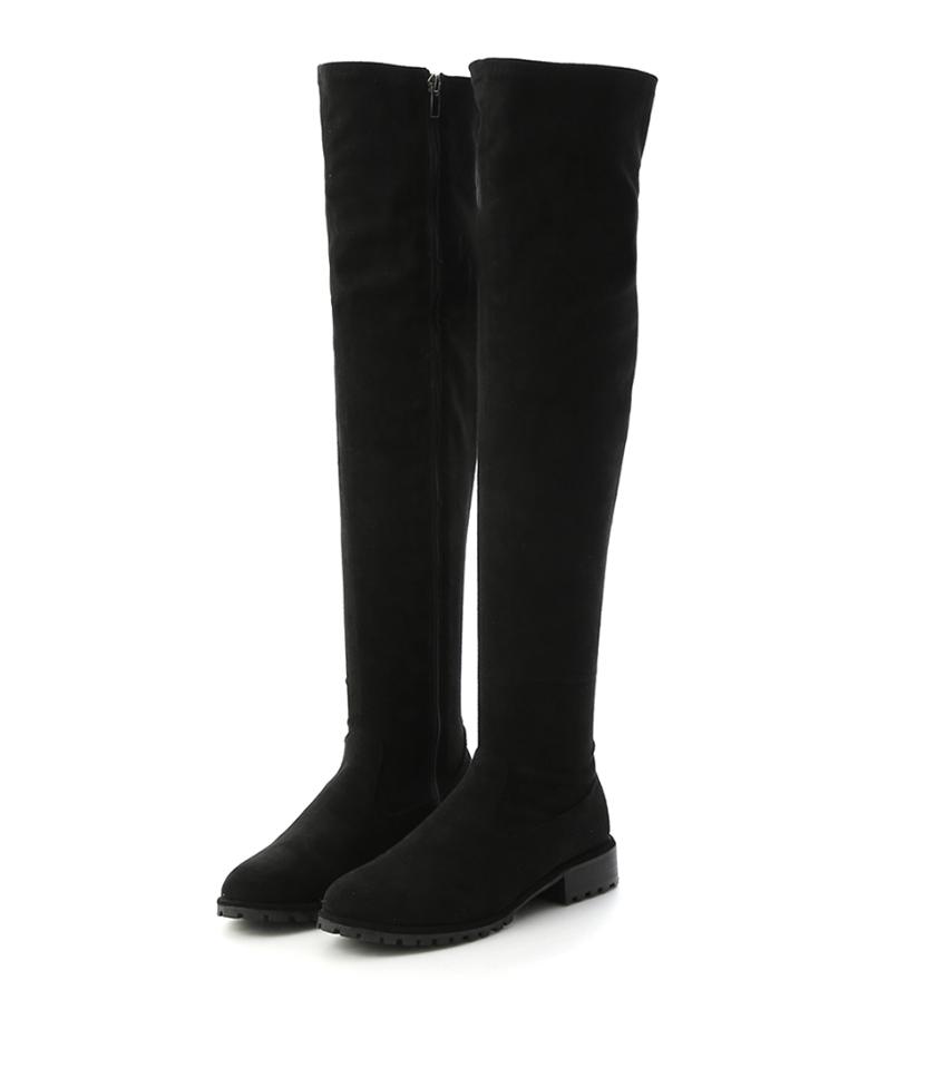2021秋冬D+AF靴子早鳥預購中!鋸齒靴、麂皮靴、方頭靴、過膝靴....最低現折600元!-3