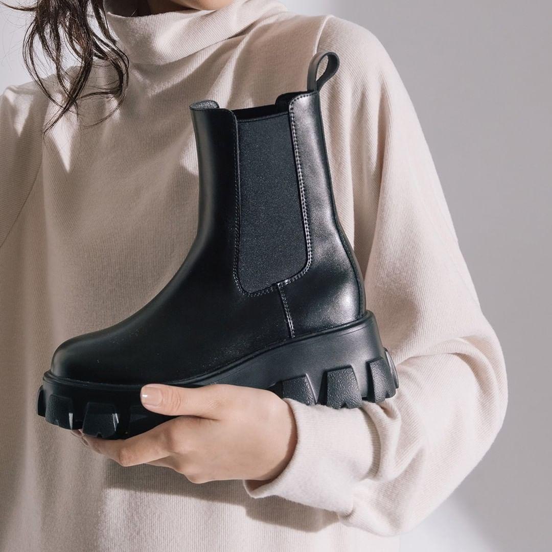 2021秋冬D+AF靴子早鳥預購中!鋸齒靴、麂皮靴、方頭靴、過膝靴....最低現折600元!-2
