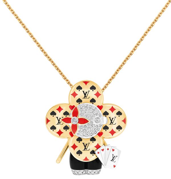 LV吉祥物「Vivienne」變成百萬珠寶!化身日本武士、衝浪手、大熊貓…11款限量登場,超萌模樣捨不得戴-7