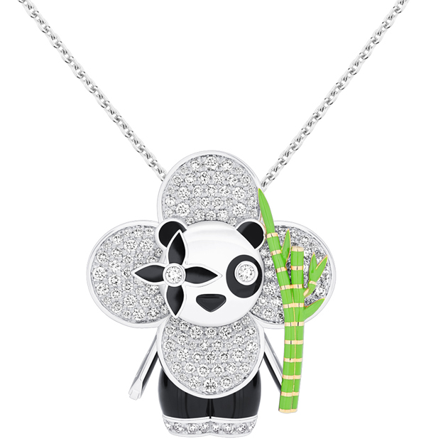 LV吉祥物「Vivienne」變成百萬珠寶!化身日本武士、衝浪手、大熊貓…11款限量登場,超萌模樣捨不得戴-6