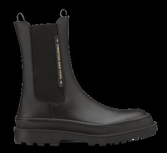 2021年秋冬Dior靴子推薦Top10,防水橡膠、率性軍靴、老花鞋面...可甜可鹽超百搭!-4