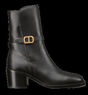 2021年秋冬Dior靴子推薦Top10,防水橡膠、率性軍靴、老花鞋面...可甜可鹽超百搭!-5