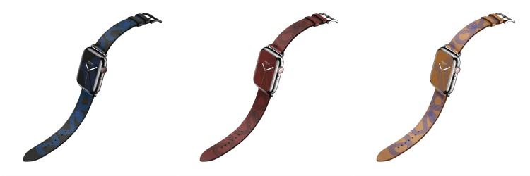 Hermès第七代AppleWatch錶帶登場!亞麻藍、萊姆黃真的美翻,經典「皮革鏈帶」奢華品味再升級-2