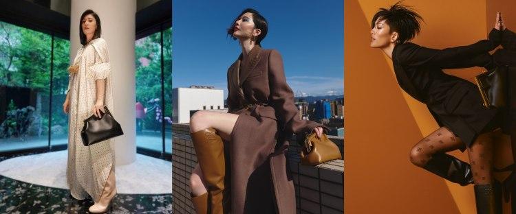 【10Why個為什麼】Fendi的新經典是它!「First」包款用顛倒的F logo攻佔女星衣櫃,這10個設計細節你怎能不知道?-11