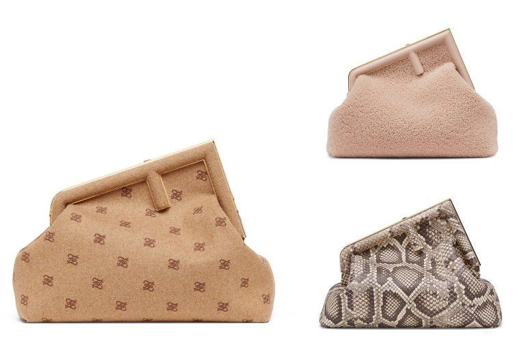 【10Why個為什麼】Fendi的新經典是它!「First」包款用顛倒的F logo攻佔女星衣櫃,這10個設計細節你怎能不知道?-7