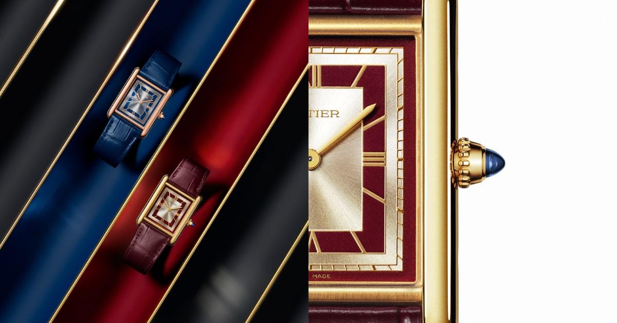 Cartier Tank系列展現新時代精神!結合品牌經典傳奇,連男神林柏宏都搶戴!-3