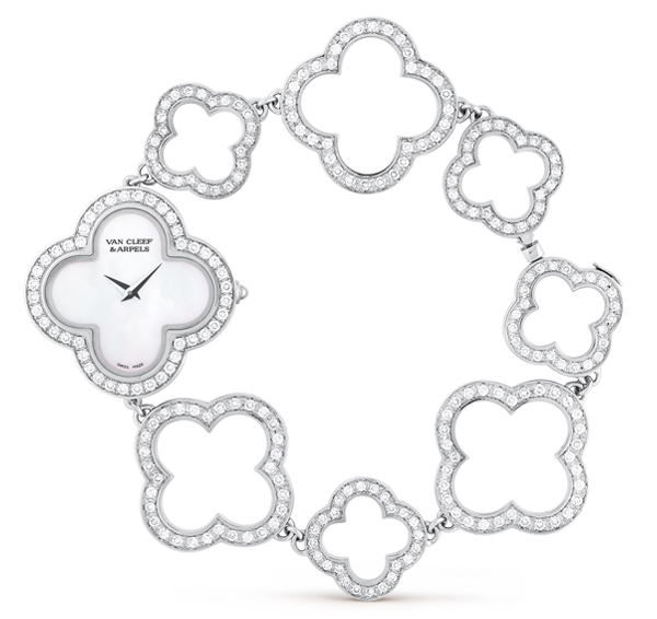 腕錶推薦「白色系」Top 13!chanel、cartier、tiffany到hermès…時髦ol絕對值得入手-6