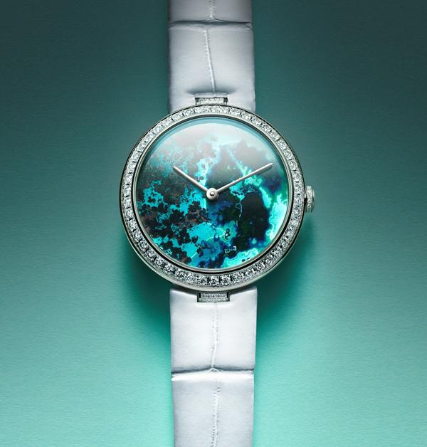腕錶推薦「白色系」Top 13!chanel、cartier、tiffany到hermès…時髦ol絕對值得入手-9