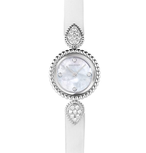 腕錶推薦「白色系」Top 13!chanel、cartier、tiffany到hermès…時髦ol絕對值得入手-10