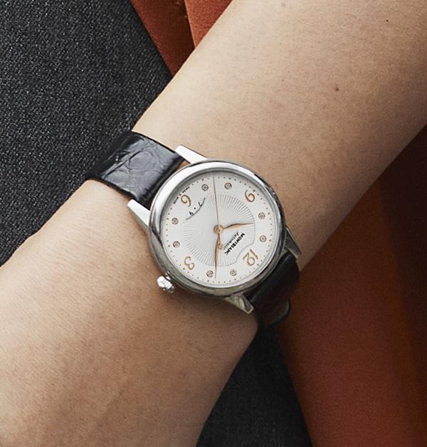 腕錶推薦「白色系」Top 13!chanel、cartier、tiffany到hermès…時髦ol絕對值得入手-13