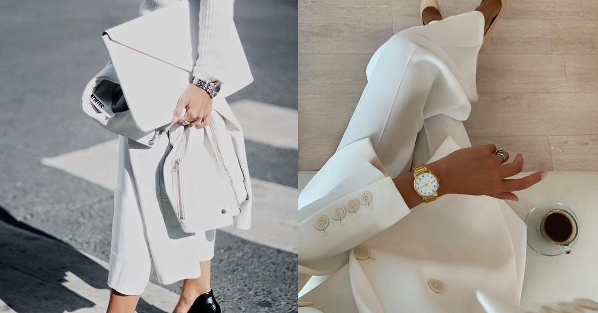 腕錶推薦「白色系」Top 13!chanel、cartier、tiffany到hermès…時髦ol絕對值得入手-0
