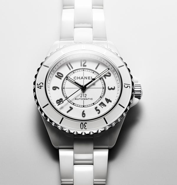 腕錶推薦「白色系」Top 13!chanel、cartier、tiffany到hermès…時髦ol絕對值得入手-2