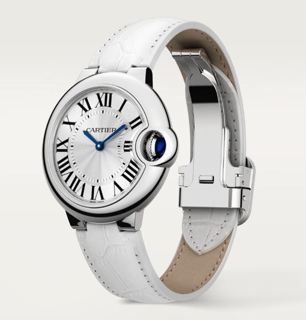 腕錶推薦「白色系」Top 13!chanel、cartier、tiffany到hermès…時髦ol絕對值得入手-1