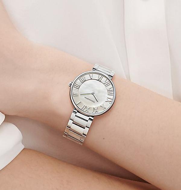 腕錶推薦「白色系」Top 13!chanel、cartier、tiffany到hermès…時髦ol絕對值得入手-4