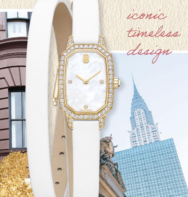 腕錶推薦「白色系」Top 13!chanel、cartier、tiffany到hermès…時髦ol絕對值得入手-5