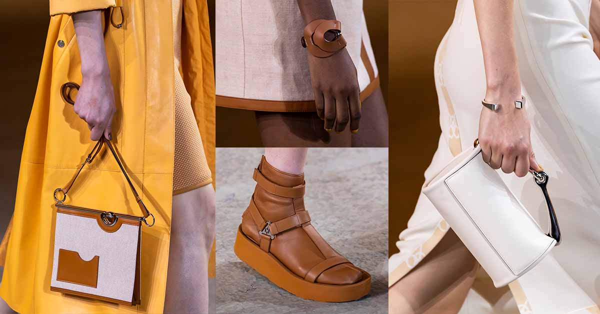 Hermès愛馬仕2022春夏系列5大重點!水桶包、小方包、皮革靴...帶你走出戶外感受後疫情時代夏日艷陽!-2