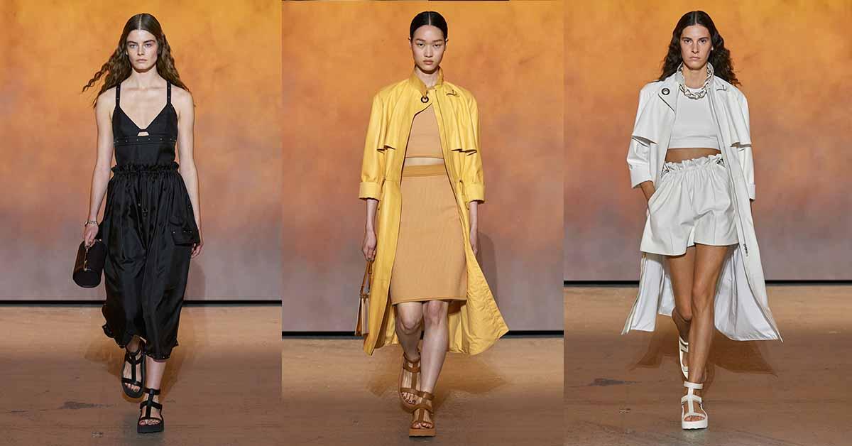 Hermès愛馬仕2022春夏系列5大重點!水桶包、小方包、皮革靴...帶你走出戶外感受後疫情時代夏日艷陽!-1
