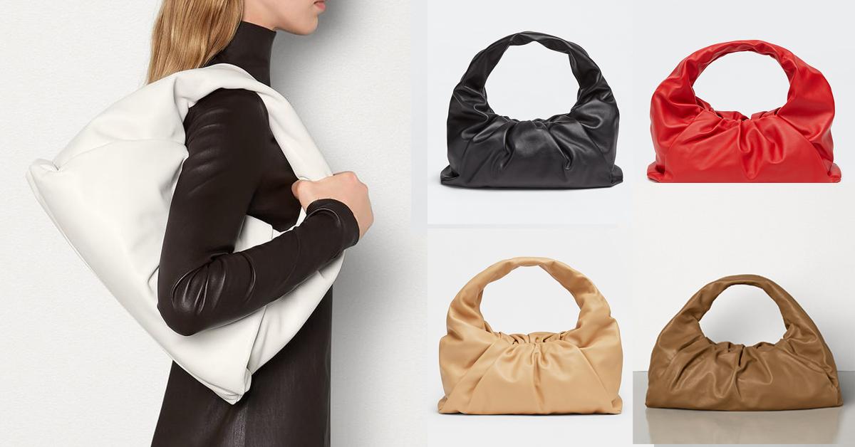 「腋下包」推薦Top 9!BV、LV、Dior、Gucci 、Tod's...春夏IT Bag女孩必備-1