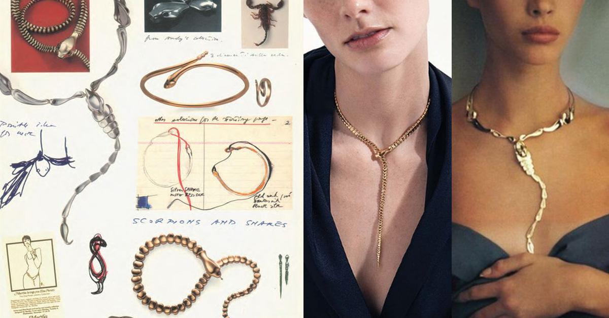 【克編雜記】Tiffany相思豆項鍊、愛心項鍊...品牌10%業績都靠她!細數7大經典緬懷傳奇設計師Elsa Peretti-9