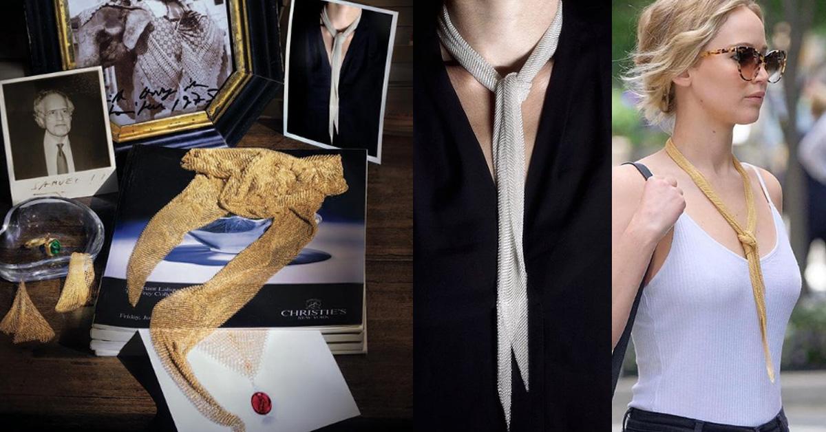 【克編雜記】Tiffany相思豆項鍊、愛心項鍊...品牌10%業績都靠她!細數7大經典緬懷傳奇設計師Elsa Peretti-10